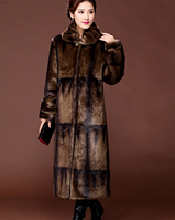 Женская шуба. Модель 61607, фото 2