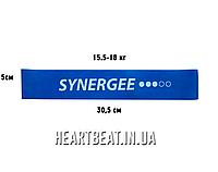 Резиновая лента эспандер Mini Band Synergee (15.5-18 кг)