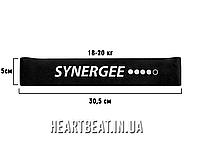 Резиновая лента эспандер Mini Band Synergee (18-20 кг)