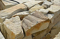 Бутовый камень песчаник