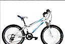 Горный велосипед Azimut Extreme 24 GV в улучшенной компл.