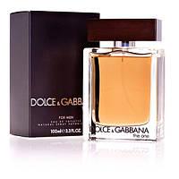 Мужская туалетная вода Dolce & Gabbana The One for Men + 5 мл в подарок