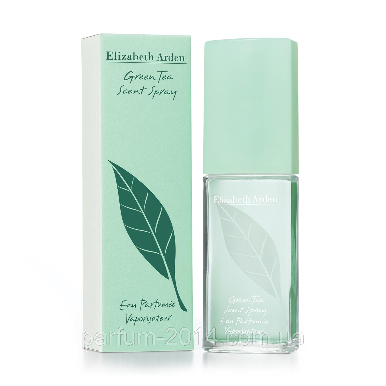 Женская парфюмированная вода Elizabeth Arden Green Tea + 5 мл в подарок (реплика)