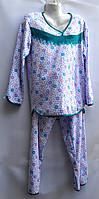 Пижама женская на байке, теплая. Узбекистан