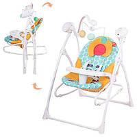 Детская кресло-качеля Bambi M 1540-02-2