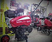 Мотокультиватор WEIMA WM550 (Бензиновый двигатель WM168FB, 6,5л.с, 1вперед/1назад)
