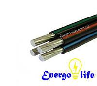 Провод СИП-4 4х25.0  для передачи электроэнергии воздушными линиями электропередач и ответвления линий для вводов в строения