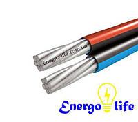 Провод СИП-4 2х16.0  для передачи электроэнергии воздушными линиями электропередач и ответвления линий для вводов в строения