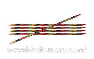 Спицы носочные 20 см Symfonie Wood KnitPro