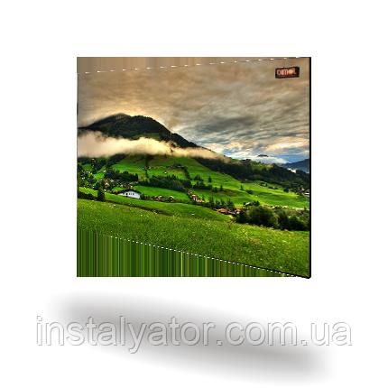 Керамический обогреватель(панель) DIMOL Mini 01 (600х400х12, 270Вт, 9кг, без управления)