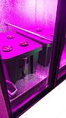 Гроубоксы с гидропонными установками