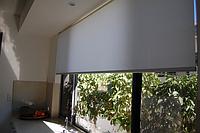 Как определить размер рулонной шторы на пластиковые окна?