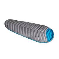 Спальный мешок Sir Joseph Double Attack II/190/-12°C Blue/Grey