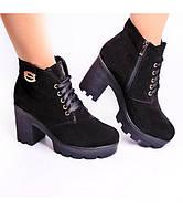 Какие женские ботинки сейчас в моде