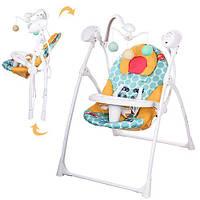 Детская кресло-качеля Bambi M 1540-02