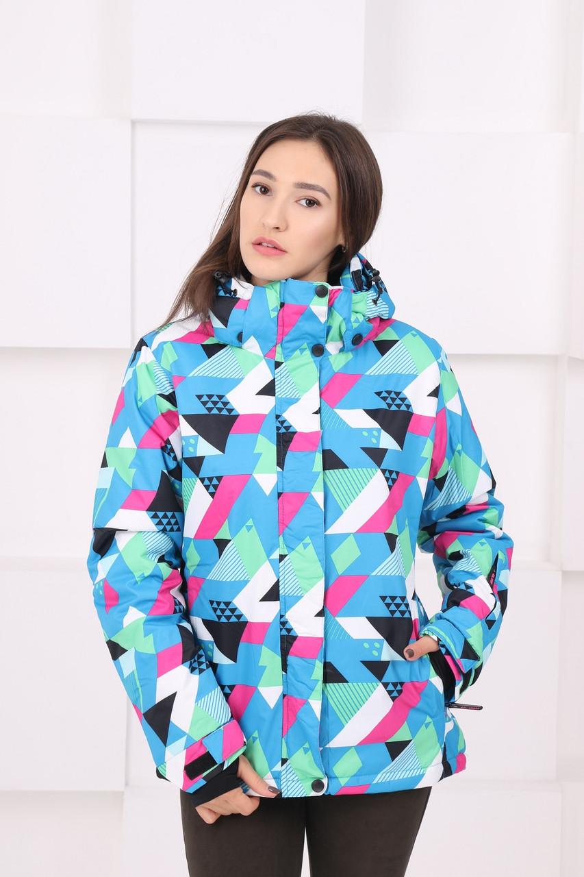 Горнолыжная женская куртка DL&AM, S,M,L,XL,2XL
