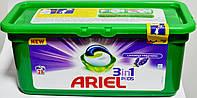 Ariel Гель для стирки в капсулах Color & Style + Lavanda 28 шт