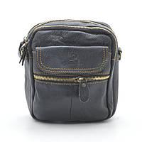 Классическая мужская каждодневная сумка. Стильный аксессуар. Хорошее качество. Доступная цена. Код: КГ2096