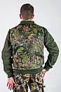 Жилет камуфляжный Зеленый Дуб для охоты    , фото 3