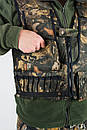 Жилет камуфляжный Темный Клен для охоты   , фото 3