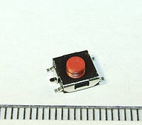 B045 6,5х6,5х2 mm SMD Tact Switch Тактовая кнопка для планшета, телефона, смартфона,брелка сигнализации