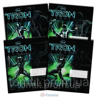"""Тетради """"Tron"""", 24 листа, клетка., фото 2"""