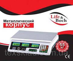 Торговые весы LIFE & BOCH (до 55 кг)