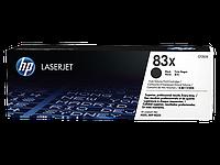 Картридж HP CF283X (83X) Black