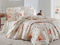Полуторный комплект постельного белья First Choice S - 02 CLARINDA GUZ