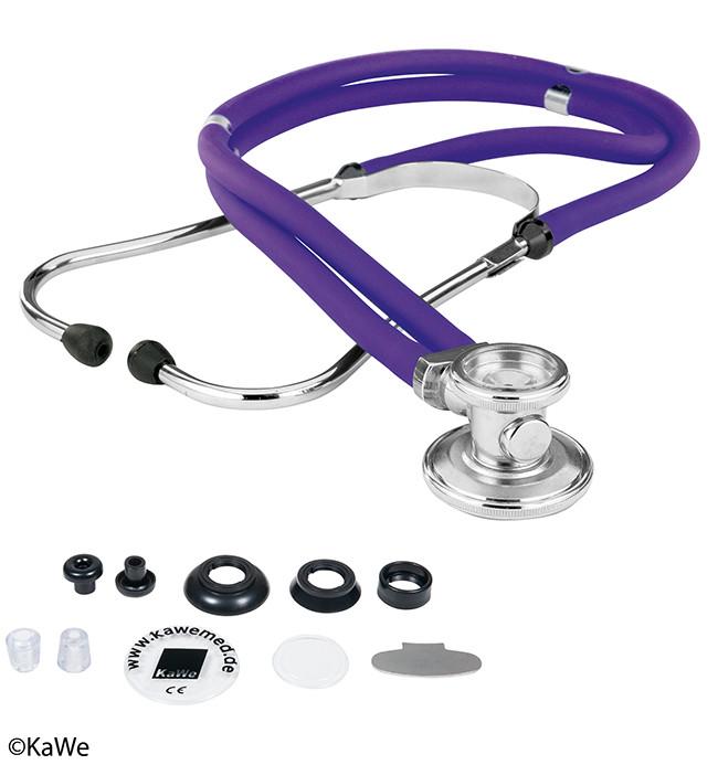 Стетоскоп Раппорт, фиолетовый
