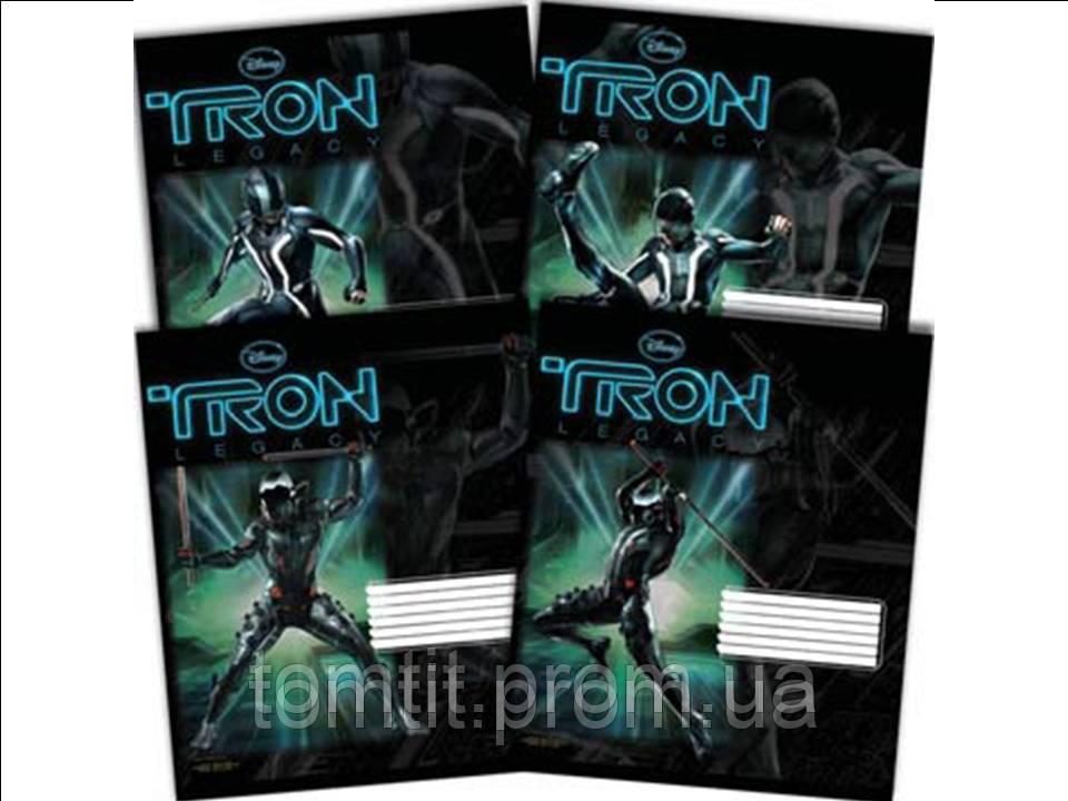 """Тетради """"Tron"""", 24 листа, клетка."""