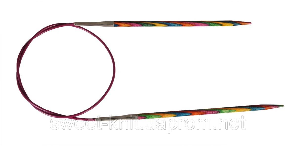 Спицы круговые 40 см Symfonie Wood KnitPro