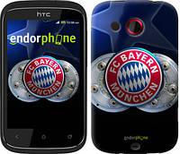 """Чехол на HTC Desire C A320e Бавария Мюнхен 2 """"1562u-225-6129"""""""