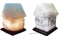 Соляная Лампа для Стерильности Атмосферы Светильник Солевой
