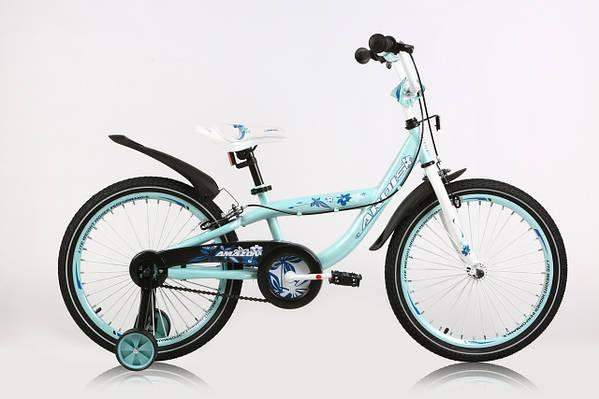 """Детский велосипед ARDIS AMAZON BMX 20""""   Голубой"""