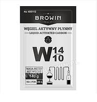 Жидкий активированный уголь: 140 г на 25 литров