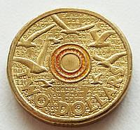 Австралия 2 доллара 2015 - День Памяти