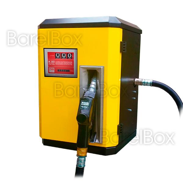 BarelВox M (с механическим счетчиком) - заправочные колонки, насос для дизтоплива, резервуары для ГСМ