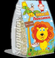 """Мюсли """"Лакомка"""", 400 г"""