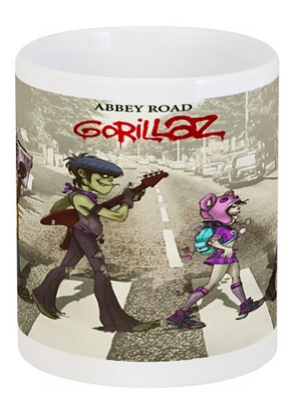 Кружка Gorillaz