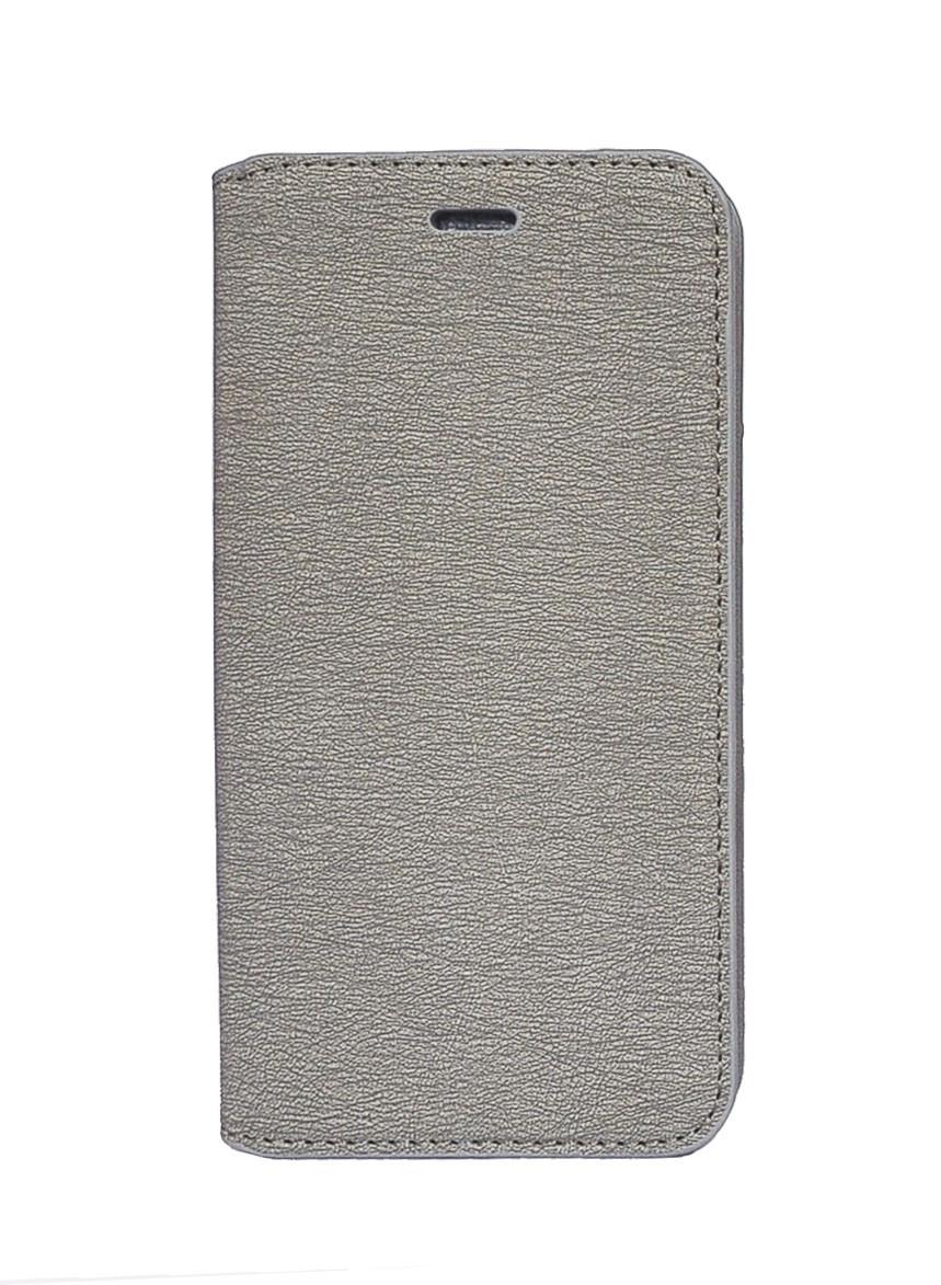 Чехол-книжка CORD TOP №1 для Samsung A720F Galaxy A7 2017 серый