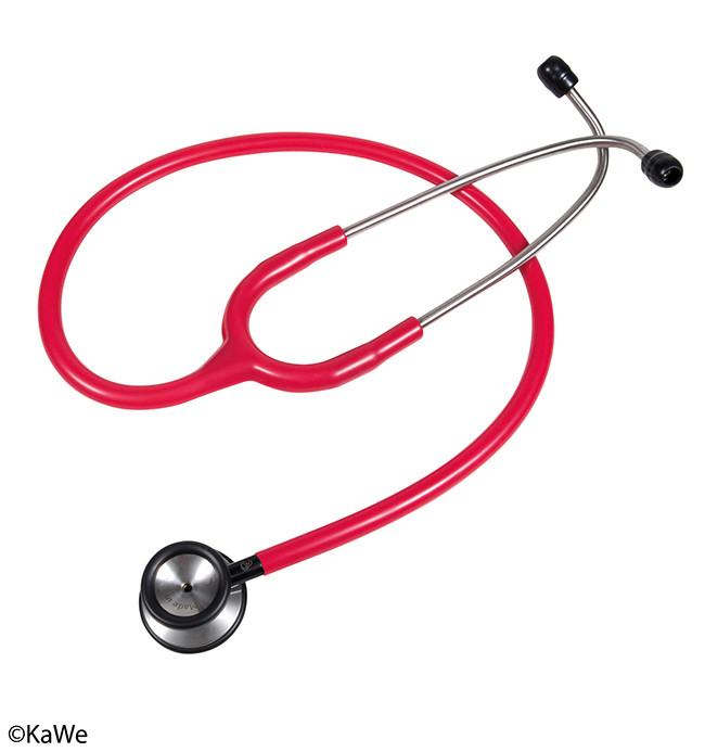Стетоскоп Чаилд-Престиж, красный