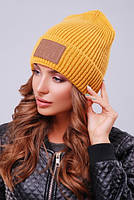 Шапка унисекс 308(6 цв), шапки оптом, в розницу, шапки от производителя, дропшиппинг, фото 1