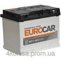 АКБ Euro Car  Japan 6СТ 62 А.З.Г. / А.З.Е.