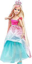 Кукла Барби Сказочно-длинные волосы