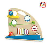 Развивающая игрушка - Перегоны, HAPE E0430