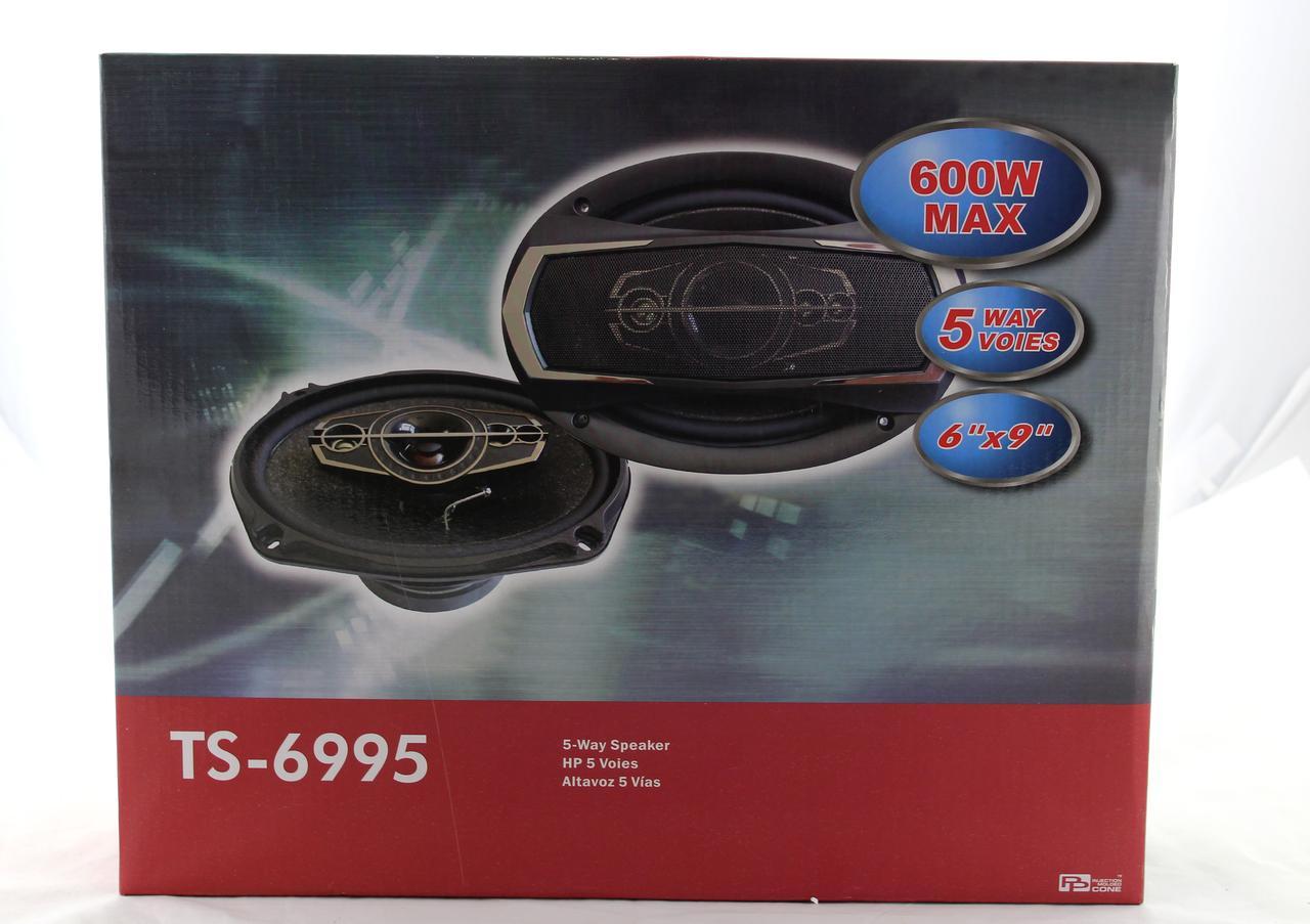 Автоколонки TS 6995 max 600w (6)   в уп. 6шт.