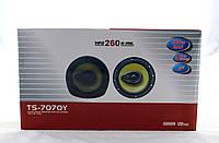 "Автоколонки TS 7070 max 260w 6"" (10)  в уп.10шт."