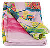 Очаровательная женская шаль-парео, хлопок, 180х95 см, Trаum 2498-63, разноцветный.