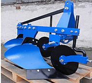Плуг двухкорпусный Р12 2х30см Agrix